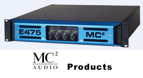 MC2 AUDIO Products
